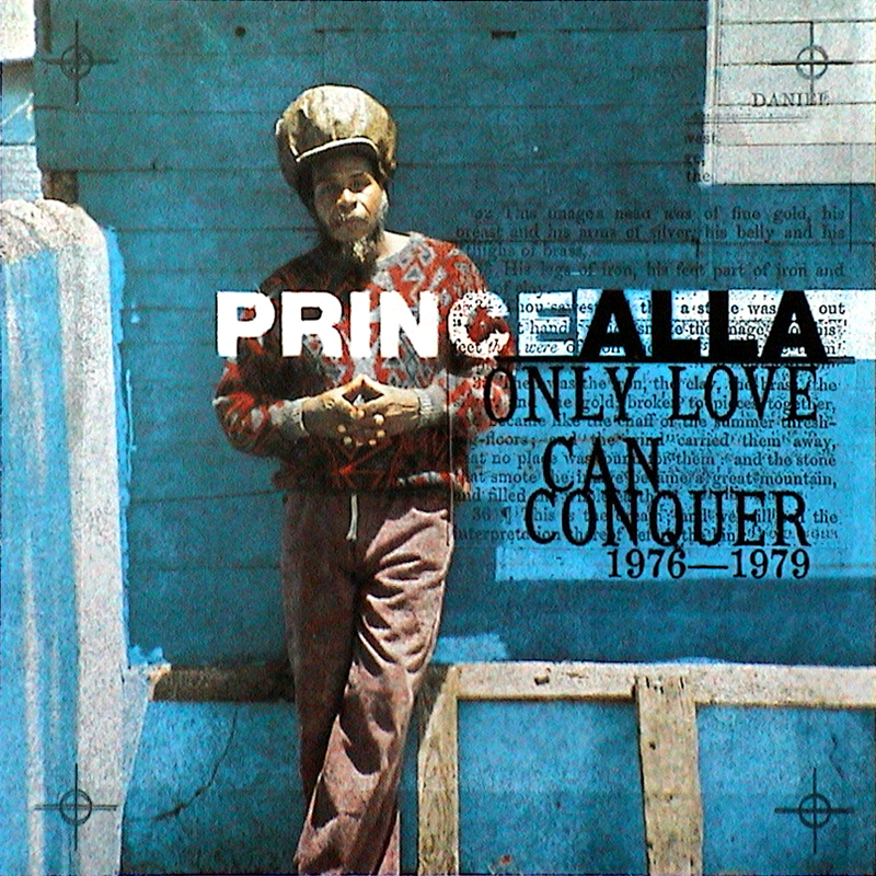 Prince Alla - Only Love Can Conquer