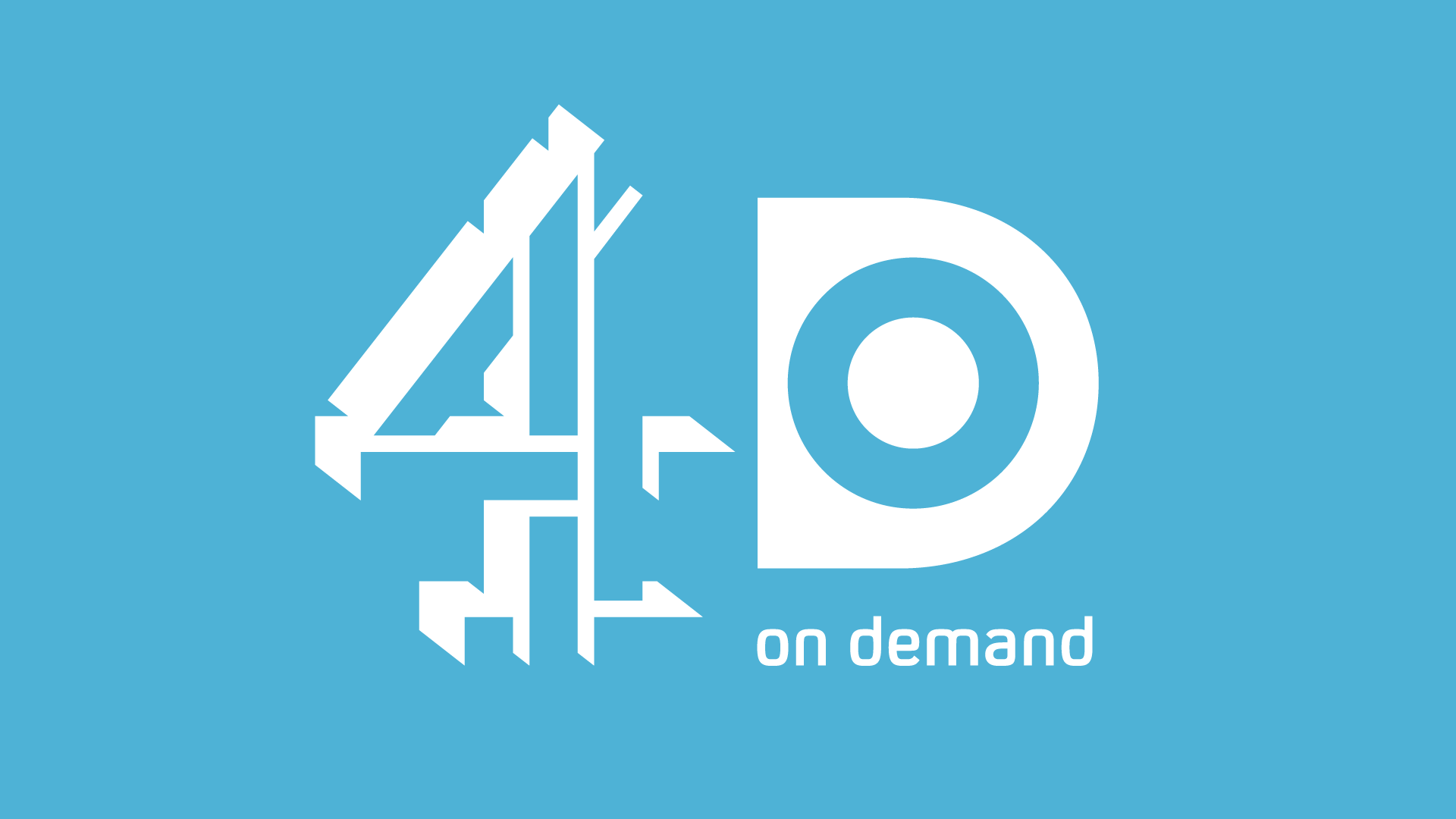 Our logo for 4oD
