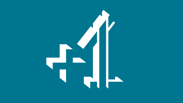 Our logo for Channel 4 +1