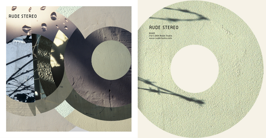Rude Stereo EP artwork