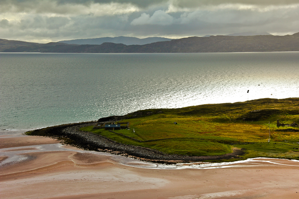 Sand Bay, Applecross Peninsula