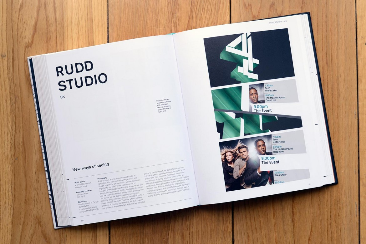 Rudd Studio spread