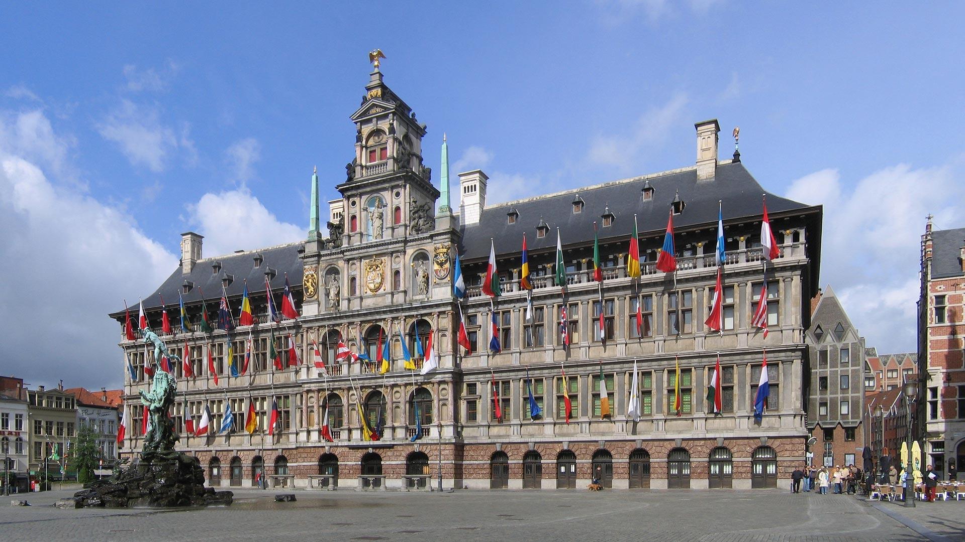 Antwerpen_Stadhuis