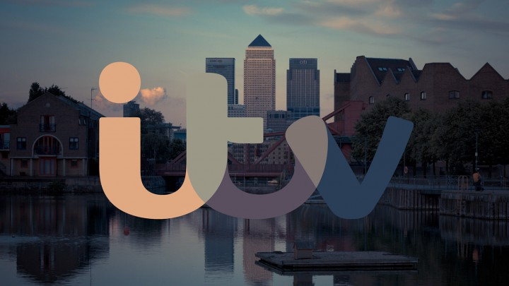 'Colour-picking' ITV logo, 2013