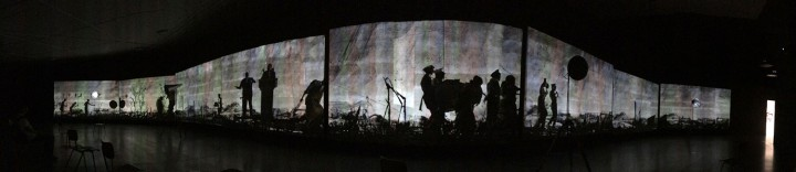 More Sweetly Play the Dance by William Kentridge