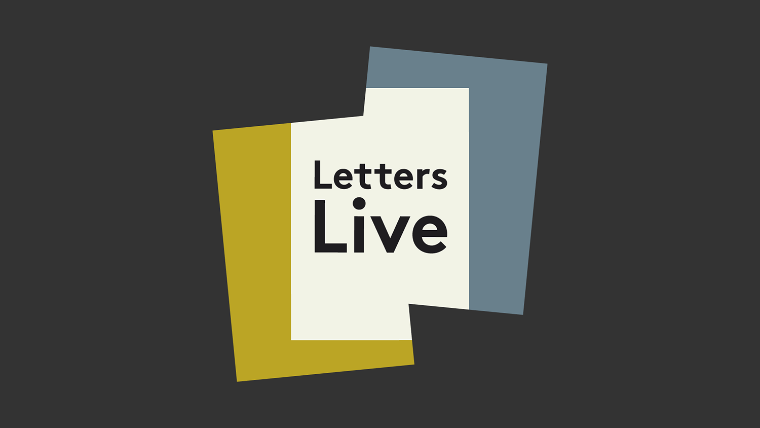 The Space Between Letters Live logo