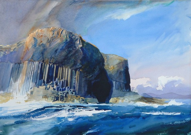 Staffa, by Bob Rudd