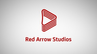 Our new logo for Red Arrow Studios